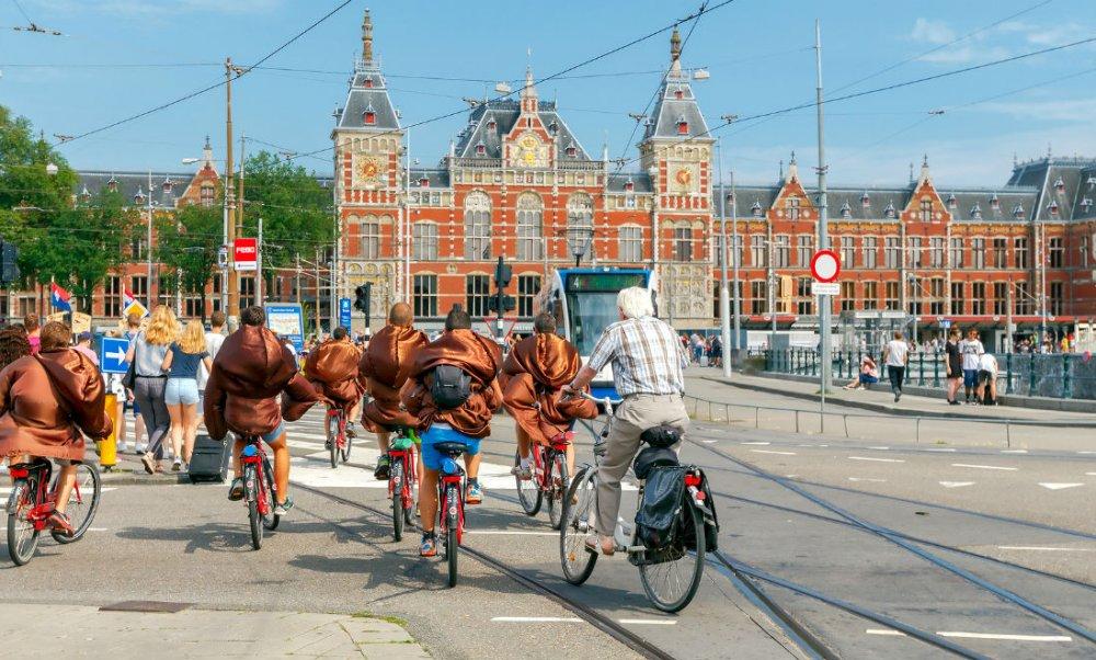 سنترال آمستردام هلند