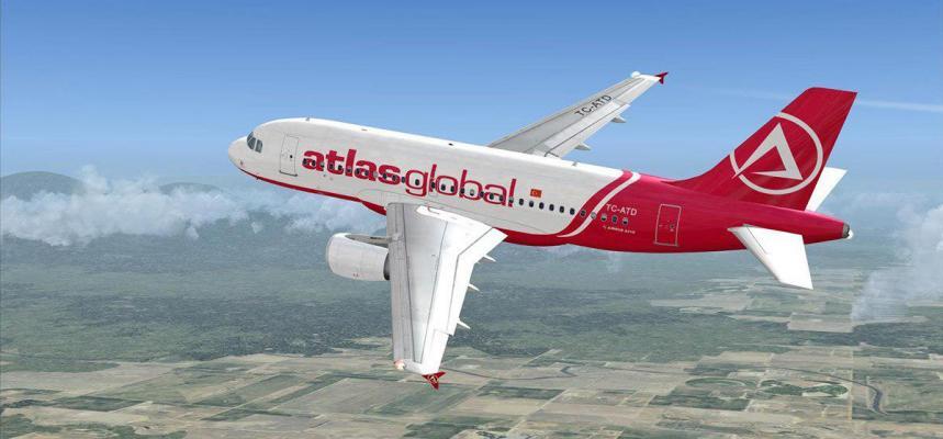اعلام ورشستگی اطلس گلوبال- توقف پروازها