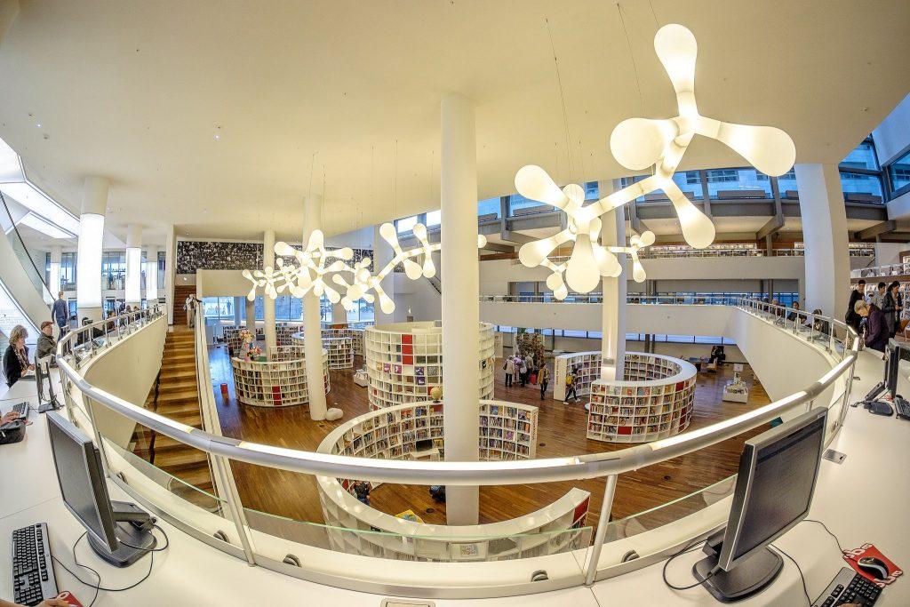 کتابخانه عمومی آمستردام