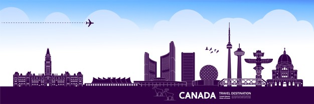 مهاجرت به کانادا هتل تیکت